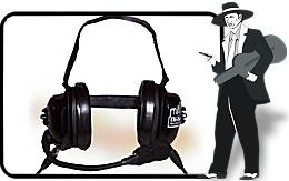 Premium Dual Radio Headset